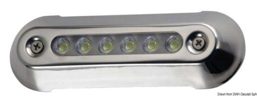 Lampa podwodna do oświetlania trapów ATTWOOD - Kod. 13.651.00 3