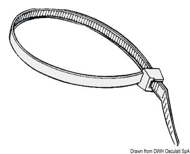 Opaska zaciskowa. Ø wiązki 5/100 mm - Kod. 18.031.04 3