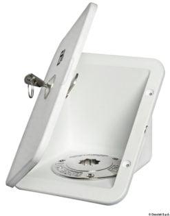 Schowek podtynkowy dla korków wlewu - Fuel built-in compartment without lock - Kod. 20.900.01 5
