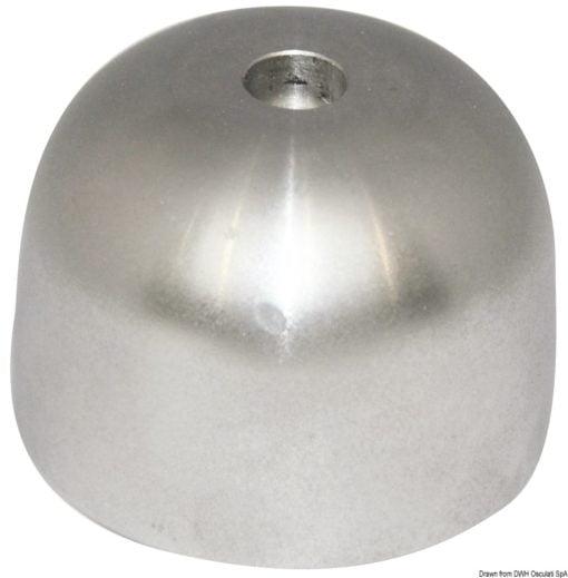 Anoda wymienna turbiny dziobowej/rufowej do Side-Power (Sleipner) - Anodo ric. all. rif.orig. 61180 - Kod. 43.070.21 7