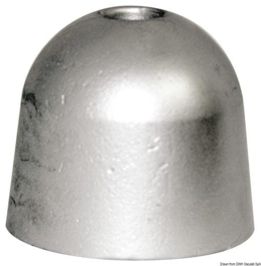 Anoda wymienna turbiny dziobowej/rufowej do Side-Power (Sleipner) - Anodo ric. all. rif.orig. 61180 - Kod. 43.070.21 4
