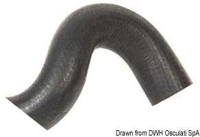 Podwójne kolanko - VOLVO double elbow hose - Kod. 43.951.00 4