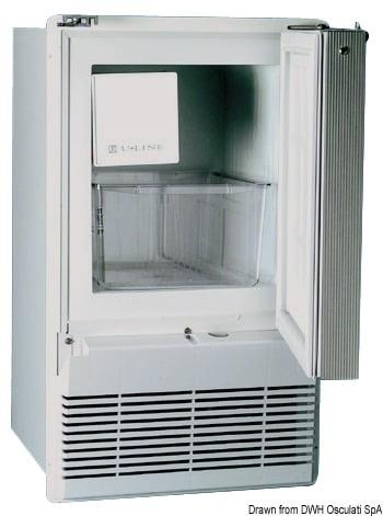 Automatyczne urządzenie do lodu U-LINE. Czarny - Kod. 50.836.01 3