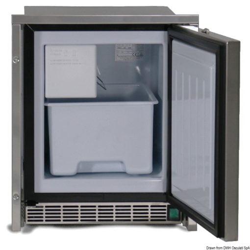 Urządzenie do lodu White Ice Low Profile ISOTHERM by Indel Webasto Marine - Ice Maker Low Profile - Kod. 50.841.00 3