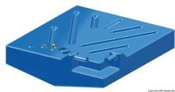 Zbiornik paliwa typu benzyna z polietylenu siatkowego. - Serbatoio Polietilene 315 l benzina/diesel - Kod. 52.039.08 19