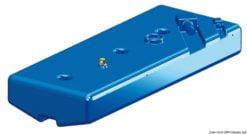 Zbiornik paliwa typu benzyna z polietylenu siatkowego. - Serbatoio Polietilene 315 l benzina/diesel - Kod. 52.039.08 15