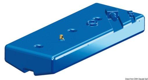 Zbiornik paliwa typu benzyna z polietylenu siatkowego. - Serbatoio Polietilene 315 l benzina/diesel - Kod. 52.039.08 5