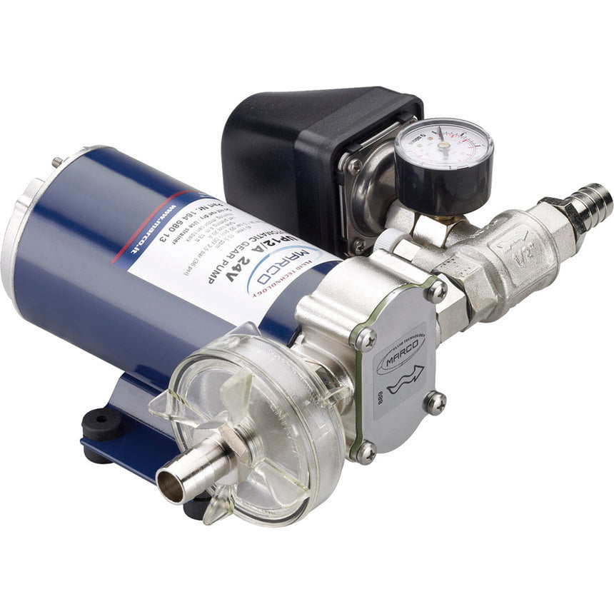 Marco Up12 A Water Pressure System With Pressure Switch 36