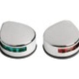 Lampy pozycyjne Evoled homologowane RINA i USCG