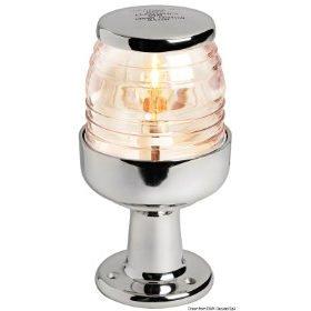 Lampy 360°, maszty i lampy zespolone, homologowane RINA i USCG
