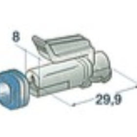 Złącza wodoszczelne dla kabli do 10 mm2