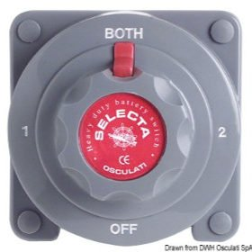 Odłączniki akumulatora