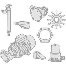 16 - Pompy zęzowe, wirniki, zbiorniki hydroforowe