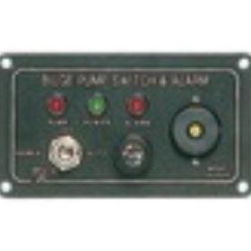 Panele i alarmy dla pomp zęzowych
