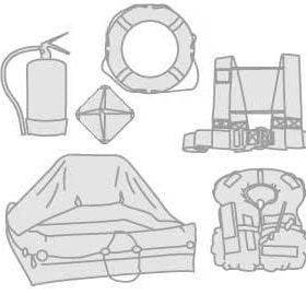 22 - Tratwy i koła ratunkowe, pontony