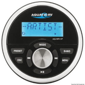 AQUATIC AV marine stereos
