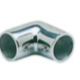 Podstawy i złącza relingowe z nierdzewnej stali