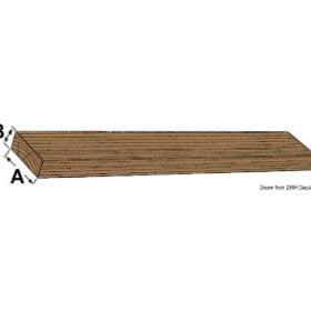 Listwy pokładowe ARC z drewna tekowego