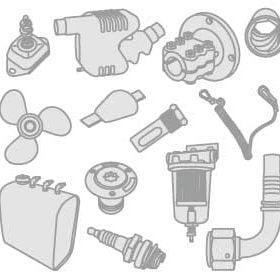 Sprzęt motorowodny i akcesoria do silników